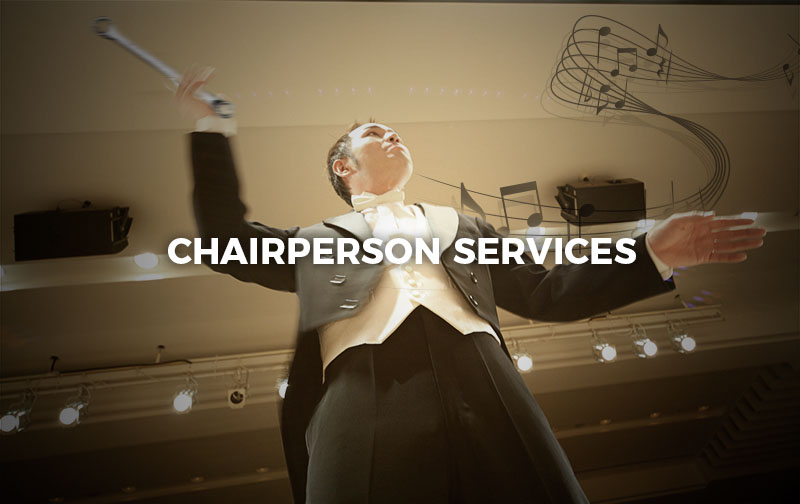 Chairperson Services